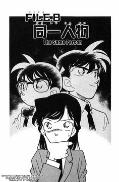 Read manga Detective Conan 027 online in high quality