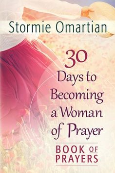 With transparency and biblical depth, Stormie now shares what it means to become a woman of prayer who connects with God in a deep and meaningful way through every life circumstance that presents itself. This is the perfect prayer companion for anyone who desires to grow in their relationship with God day by day.  Formerly titled The Power of a Praying® Life Book of Prayers. Stormie Omartian @ R140.