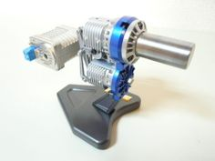 Desktop Stirling Engine with Generator Hot Air Engine