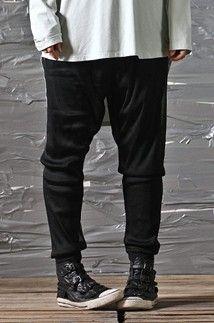 Fed's ghost pant black