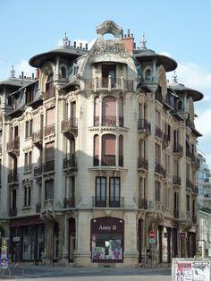 Art Nouveau Dijon