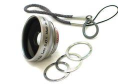 Rokinon 0.45x Wide Angle Lens for Flip Camera $26.95