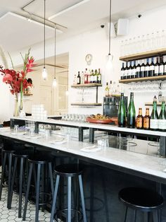 Buffet van Odette, Amsterdam via Beautifully, Suddenly
