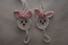 Bunny Barefoot Sandals (on Etsy)