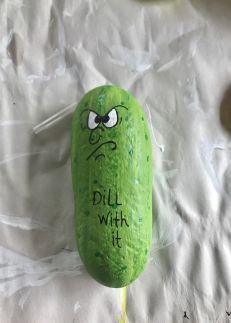 Simple and Easy DIY of Painted Rock Ideas (9)