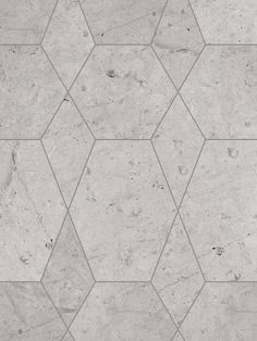 Alameda Hexagon Limestone Flooring Pattern