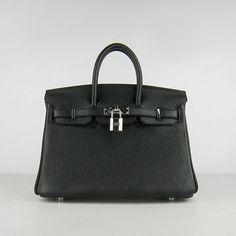 philstoledo  hermes  handbag Discount Hermes Black Lichee Pattern Leather  Birkin 25 Silver Hardware · LivraisonSac Noir CuirSac À MainSacs À Main Pas  ... 6c0317a5d79