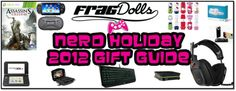 NERD HOLIDAY GIFT GUIDE