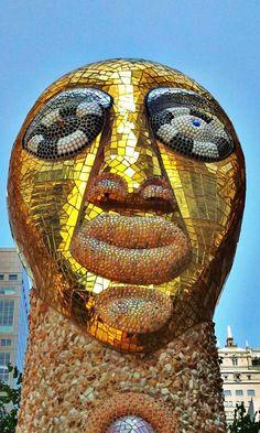 Grand Step Totem: Niki de Saint Phalle on Park Ave | Flickr - Photo Sharing!