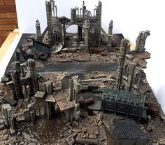 Kill Team Board - Made to order - Your specifications - Killteam Terrain - Wargames scenery - Wargaming 40 Warhammer 40k Tabletop, Warhammer Terrain, 40k Terrain, Game Terrain, Wargaming Terrain, Warhammer 40000, Steampunk House, Halloween Village, Marvel
