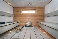 Modernia saunaa ei heti saunaksi tunnista - tältä ne näyttävät