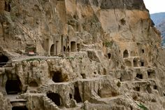 Petra City Carved in Stone | INCREDIBLE MONASTERIES CARVED IN STONE