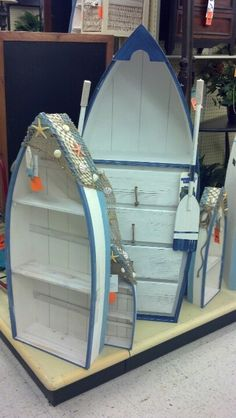 HOBBY LOBBY. I want for beach/ ocean theme bathroom. Perfect to keep the towels in the jack and jill bathroom