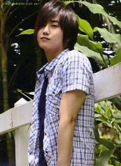 허영생 Heo Young Saeng  Grupo K-Pop: SS501