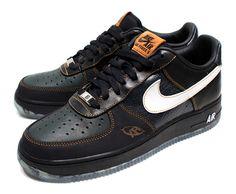 Taking flight with Premo     (Nike Air Force 1 DJ Premier)