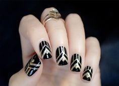 15 Nail Designs You'll Love for Fall via Brit + Co