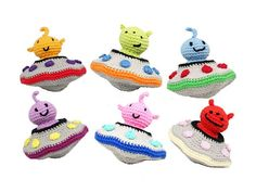 ALIEN INVASION Here they come, Aliens with a cuddle factor! Get your own Alien…