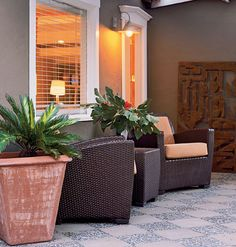 New Home Interior Design: Fresh Ideas for Outdoor Rooms