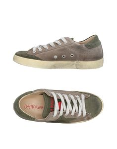 Ishikawa Women Sneakers on YOOX. The best online selection of Sneakers Ishikawa. YOOX exclusive items of Italian and international designers - Secure payments Ishikawa, Superga, Sneakers, Shopping, Shoes, Tennis, Slippers, Zapatos, Shoes Outlet