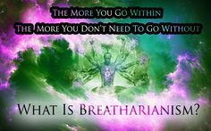 What Is Breatharianism?