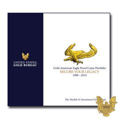 Learn about the history and investment prospects of the Gold American Eagle series of proof coins from the U.S. Mint.