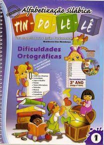 Coleção alfabetização Dificuldades Ortográficas - Atividades Download