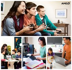 """We are bringing the """"If It Can Game"""" experience to life by showcasing how AMD technology is being used by our friends from Cloud Imperium. Want to get your hands on an HP Envy? If it can game, you could win! Get the details here!"""