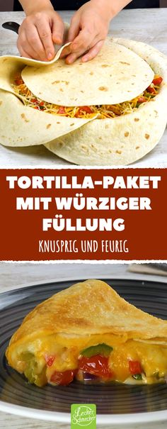 Tortilla package with a spicy filling. Fajita with chicken breast, vegetables and cheese # chicken breast Tortilla package with a spicy filling. Fajita with chicken breast, vegetables and cheese # chicken breast Chili Recipes, Egg Recipes, Mexican Food Recipes, Vegetarian Recipes, Dinner Recipes, Cooking Recipes, Healthy Recipes, Ethnic Recipes, Delicious Recipes