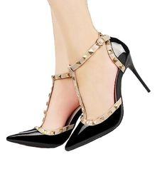 4546c460a313 Women high heel sandals with designs.