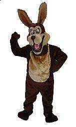 Mean Coyote Mascot Costume #Halloween