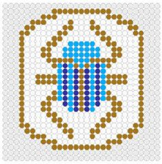 Ancient Egypt Fuse Bead Patterns