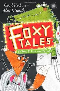 Foxy Tales - The Road to Fame and Fortune: http://readitdaddy.blogspot.co.uk/2014/06/foxy-tales-road-to-fame-and-fortune-by.html