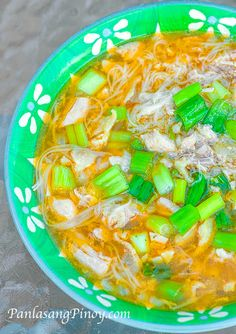 Are you looking for a delicious Filipino Soup that you can quickly prepare? This Chicken and Miswa Soup Recipe is a good idea. I like Chicken and Miswa Soup because this is something that even a beginner can prepare and it is also budget friendly.
