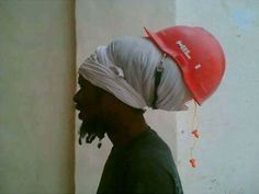 The struggle is real xD dreadlocks work safety