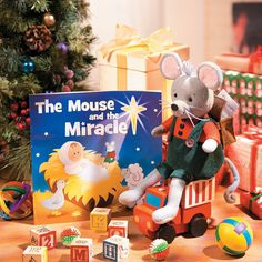 The Mouse and the Miracle - OrientalTrading.com