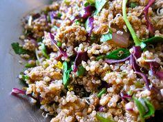Quinoa Greatness by MeghanTelpner, via Flickr