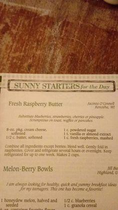 Flavored Butter, Homemade Butter, Butter Recipe, Breakfast Bake, Breakfast Recipes, Appetizer Recipes, Appetizers, Compound Butter, Butter Spread