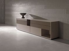 Contemporary sideboard / lacquered / not specified Buffet Vital - laque MOBIL FRESNO