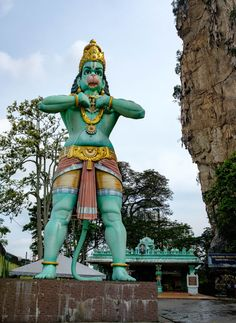 Batu Caves, Kuala Lumpur, Statues, Statue Of Liberty, Princess Zelda, Lcc, Fictional Characters, Singapore, Asia