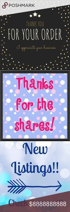 💖THANK YOU SO MUCH LOVELIES💖 Hi lovelies💖 Just want to let you's know- I really appreciate all your orders and shares and likes!!! xoxoxoxo There's new items listed in my closet~ Like the item but not the price, don't just eye shop🙄☺️make an offer! I consider all offers(please no low ball)😂🤣😳😱 You can also follow me on instagram @jensposhcloset 🙌🏻😊 Thanks again and happy poshing everyone~~ Zara Dresses