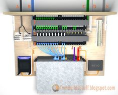 HOW TO BUILD A STRUCTURED #WIRING SYSTEM: Structured wiring/media ...