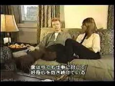 David Bowie and Iman. This is worth watching just for the ending. Hilarious.