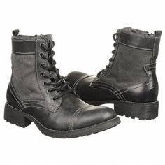 Steve Madden Men's Nommadd Boot Hot Clothes, Kinds Of Clothes, Steve Madden Boots, Madden Shoes, Fashion Boots, Men's Fashion, Punk Looks, All Black Everything, Designer Boots