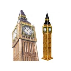 Paper Toy Scale Model Kit for Kids Adult - Symbol of London, Big Ben