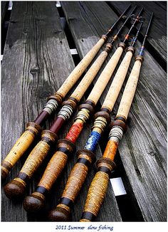 Custom Spey Rod : slow fishing