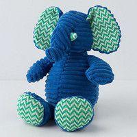 Cuddlesome Elephant
