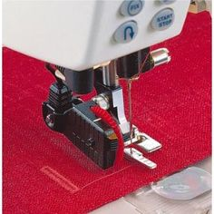 Check out the deal on Buttonhole Sensor Foot, Viking #4128151-02 at Sewing Parts Online