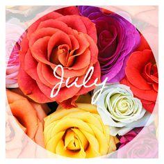 Hello #July