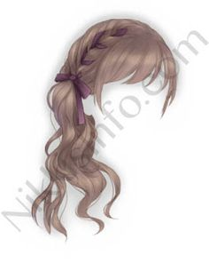 There is a girl who is skilled at combing hair in Wheat Field Town. - There is a girl who is skilled at combing hair in Wheat Field Town. This one is for sports. Easy Hair Drawings, Girl Hair Drawing, Pelo Anime, Chibi Hair, Hair Sketch, Hair Reference, Fantasy Hair, Cute Wallpaper Backgrounds, How To Draw Hair