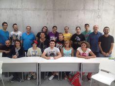 Grupo de Cocina septiembre 2015